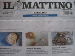 Il Mattino - Speciale I sapori della Campania