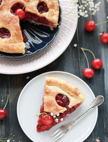 Cherry Pie sugar free