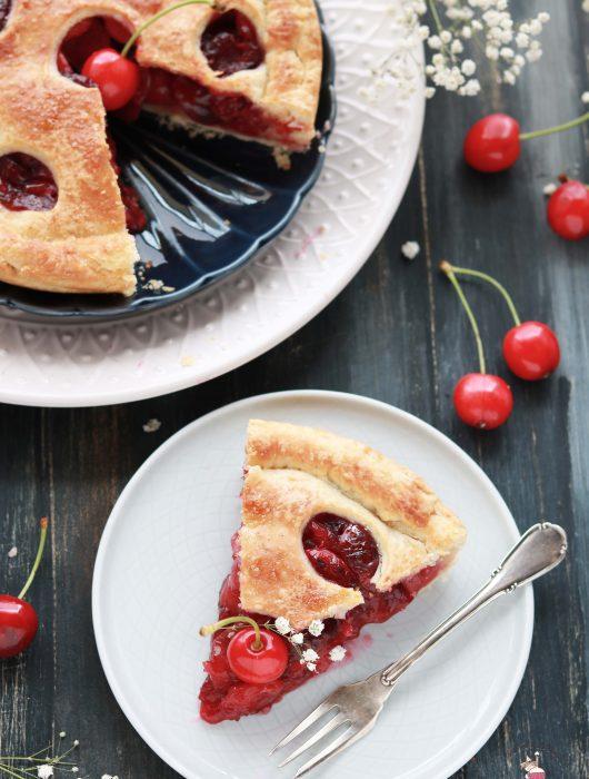 Cherry Pie sugar free